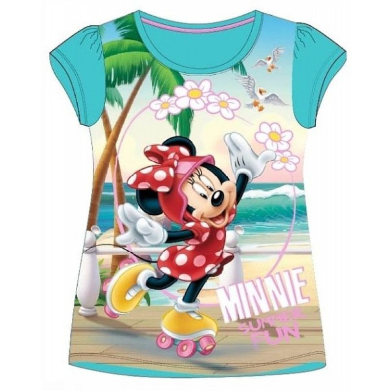 Tričko Minnie Mouse