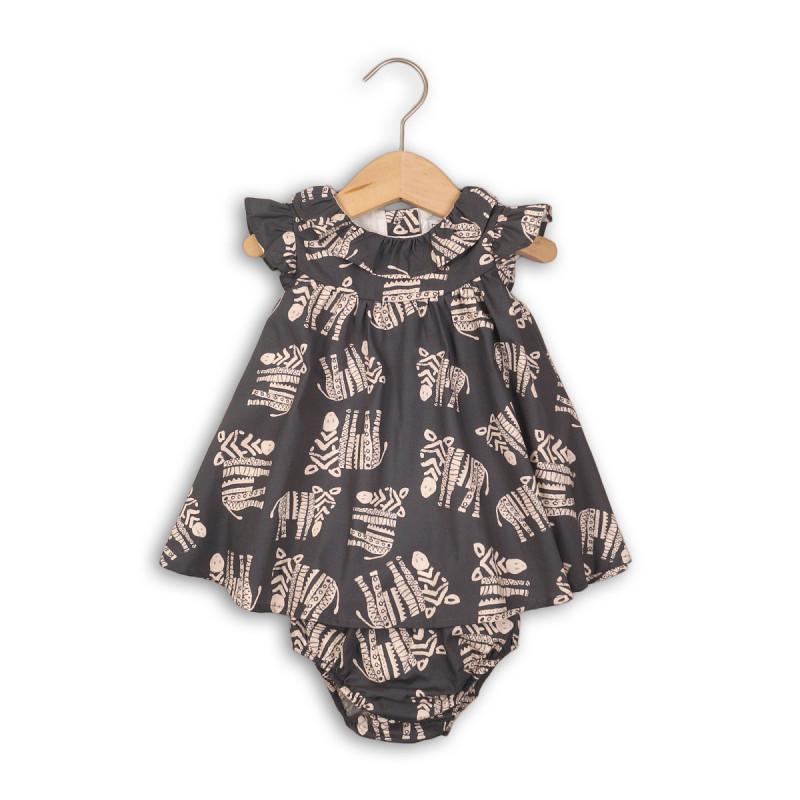 Šaty a kalhotky Zebra