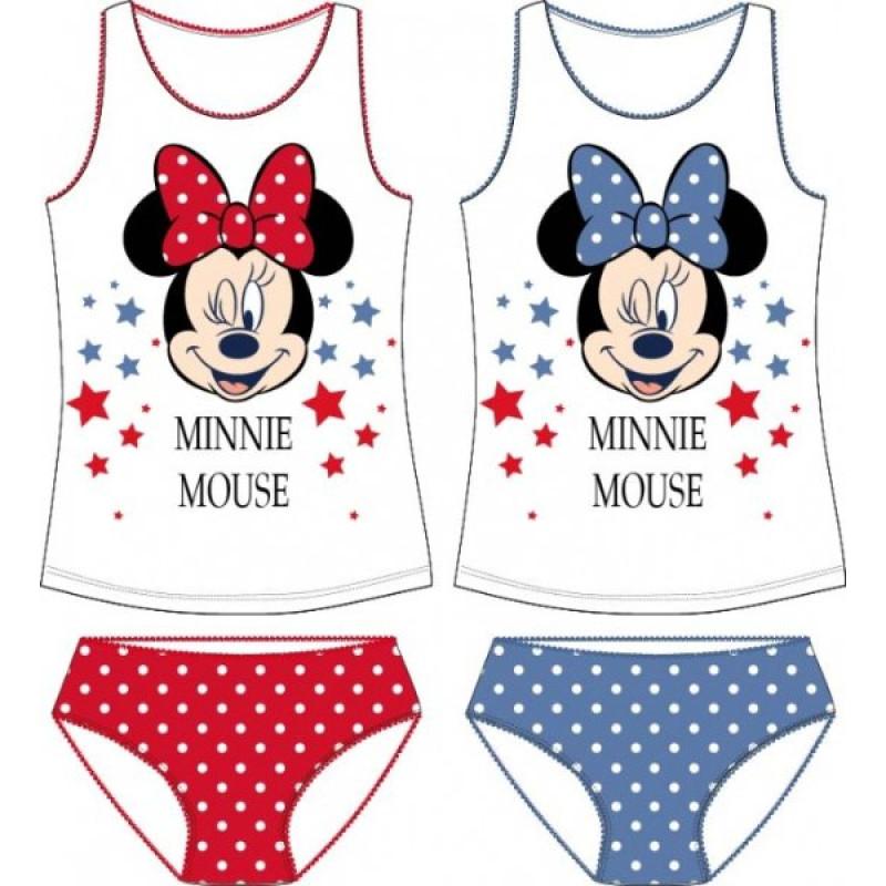 Tílko a kalhotky Minnie