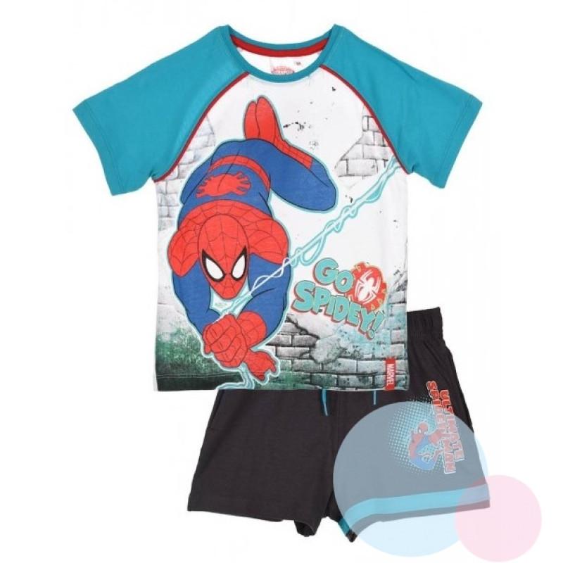 Tričko a kraťasy SPIDERMAN