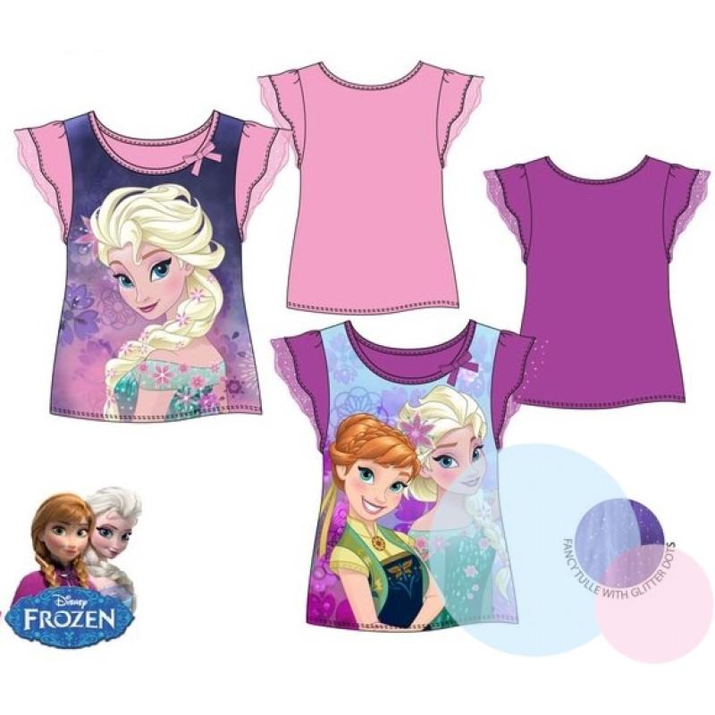 Tričko Anna a Elsa