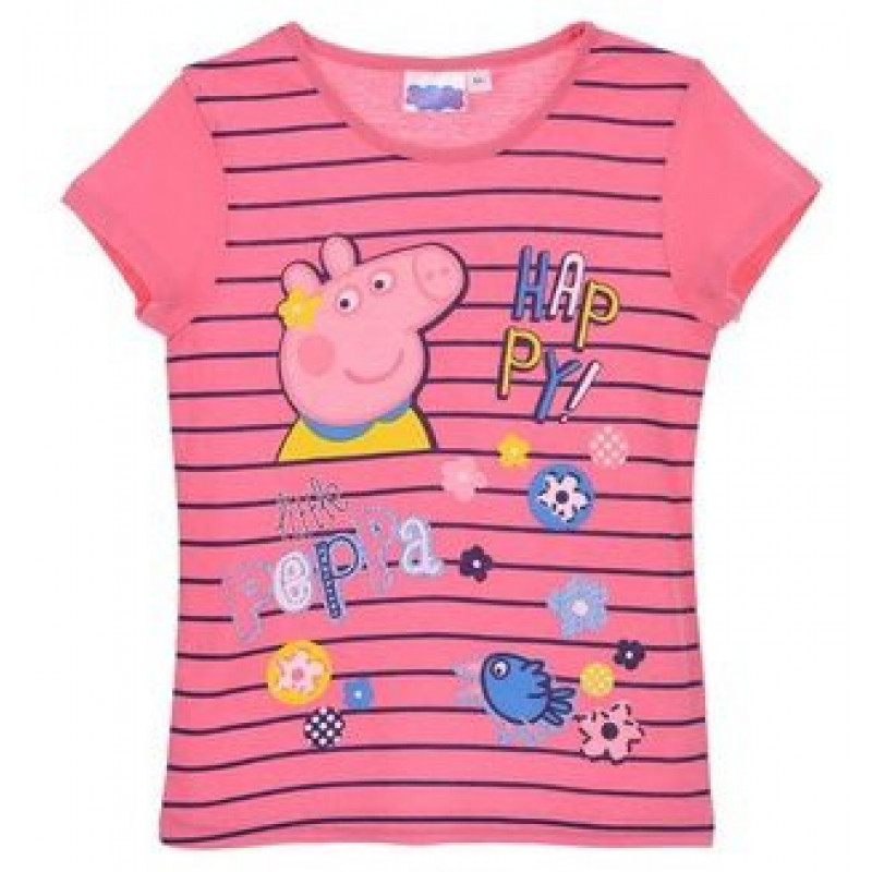 Tričko  PEPPA PIG Happy