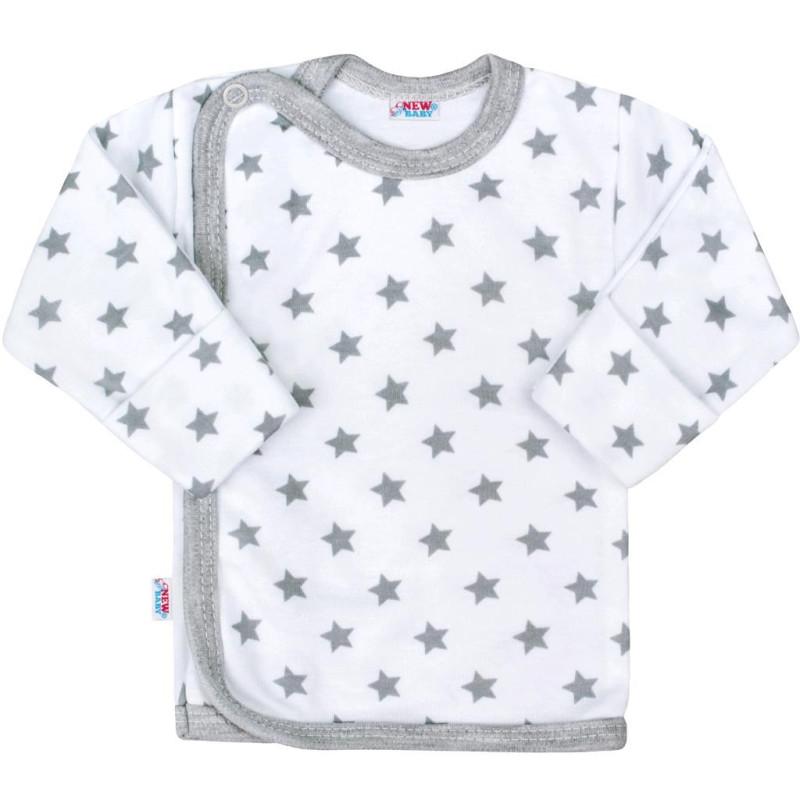 Košilka New Baby Classic II hvězdičky