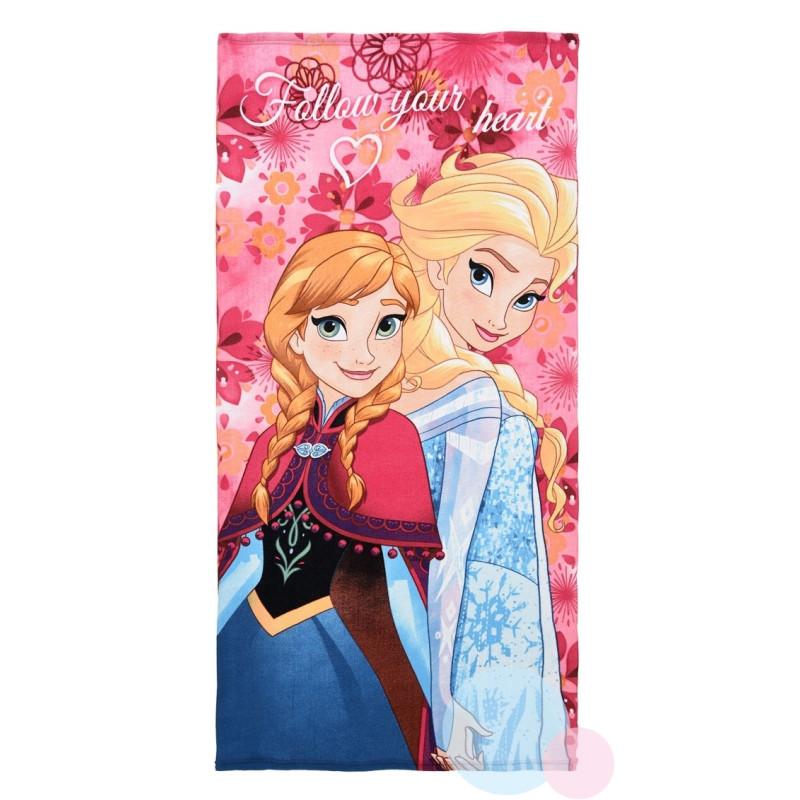 Osuška Anna - Elsa Frozen