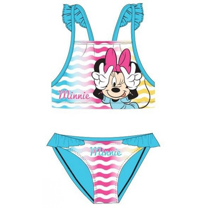 Plavky Minnie Mouse