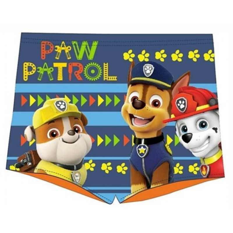 Plavky Tlapková Patrola