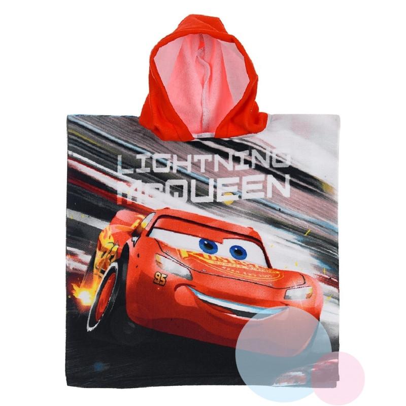 Pončo Cars Disney
