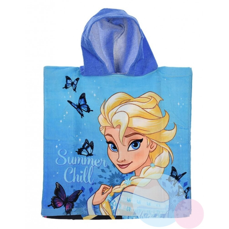 Pončo Frozen