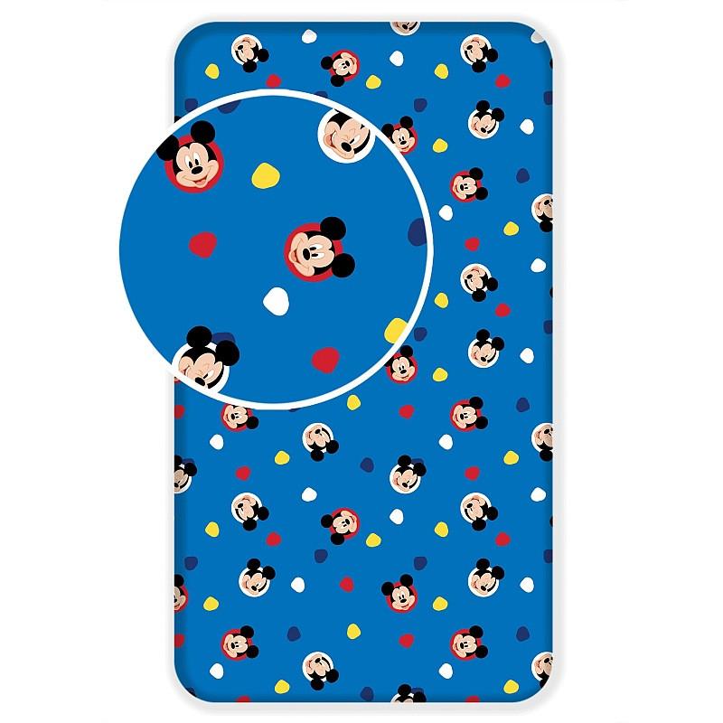 Prostěradlo Mickey 004