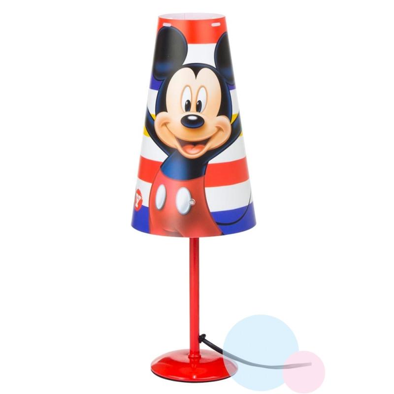Stolní lampa Mickey