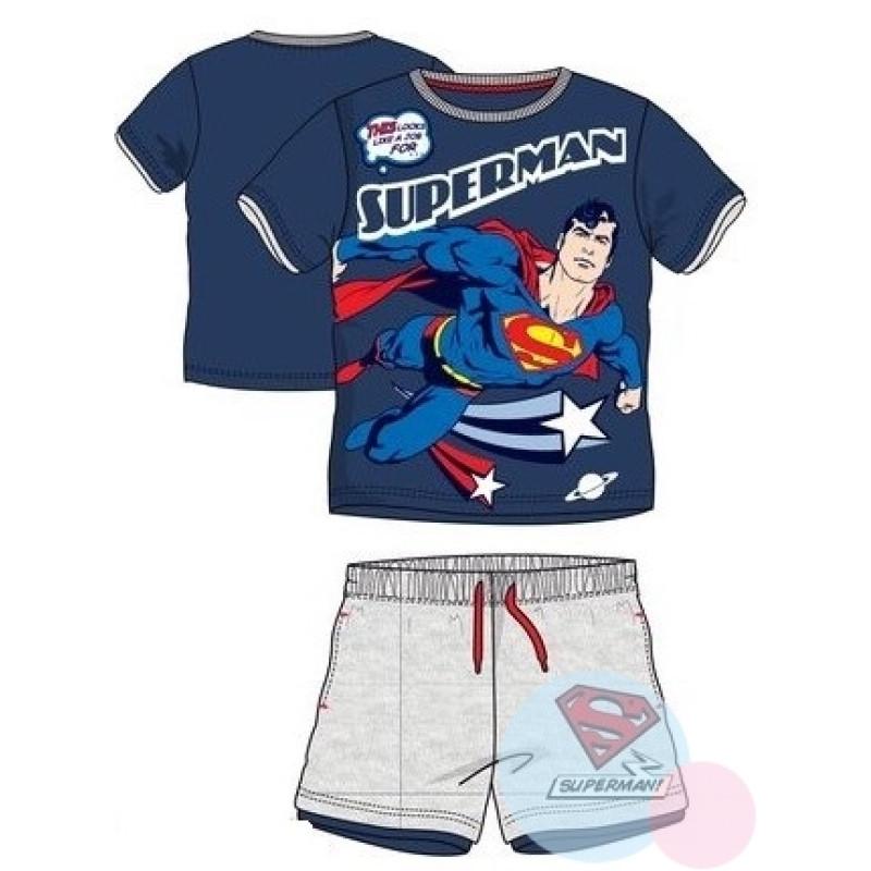 Tričko a kraťasy Superman