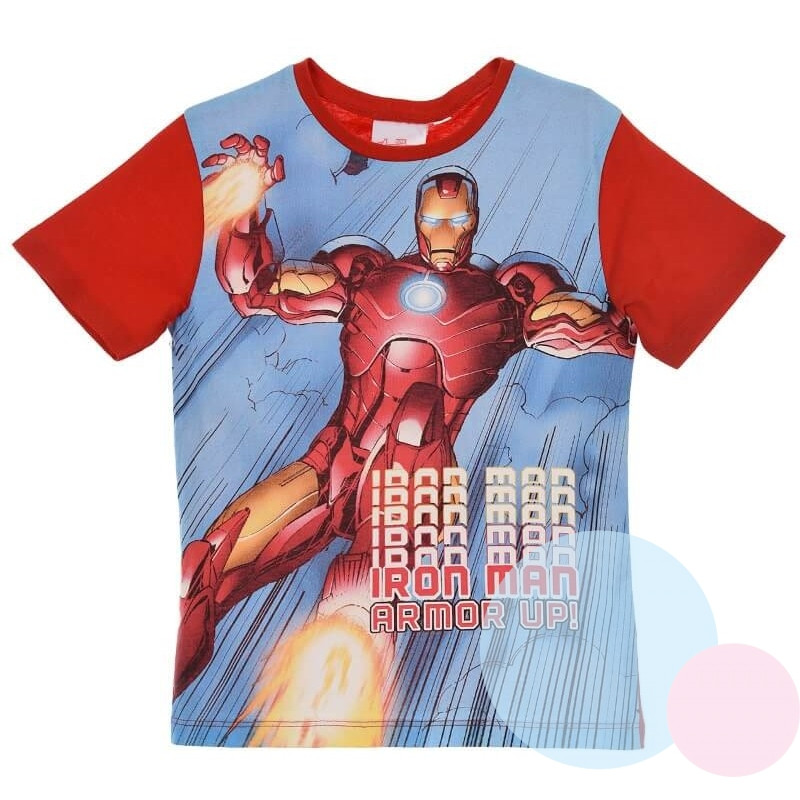 Tričko Iron-man