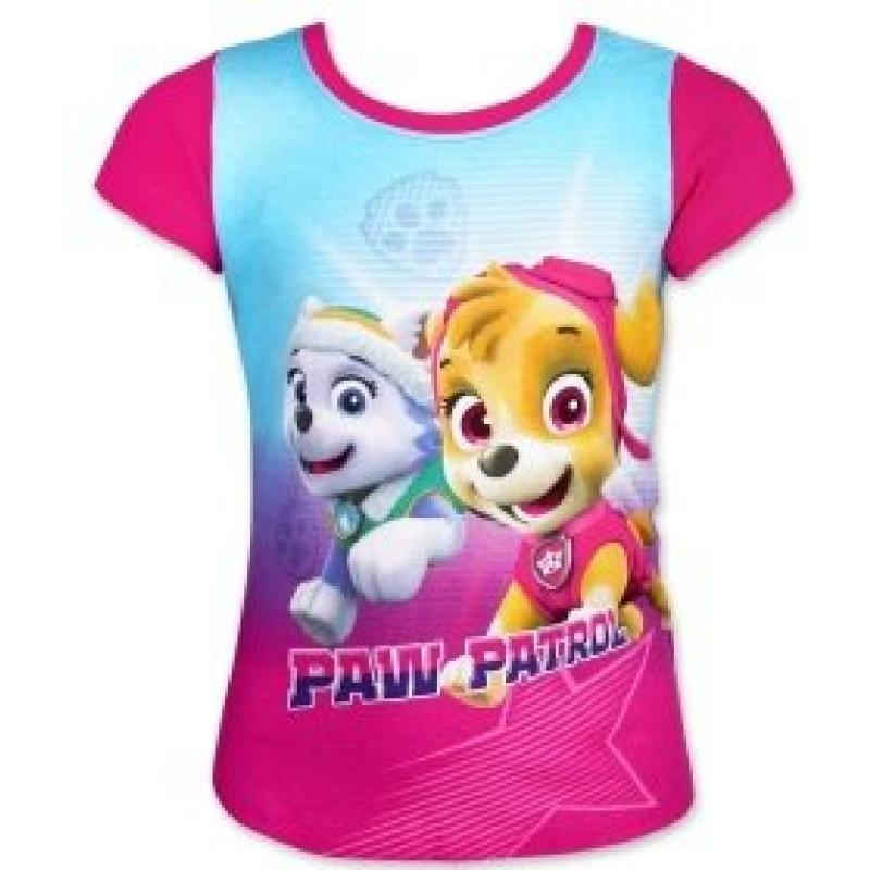 Tričko Tlapková Patrola Skye
