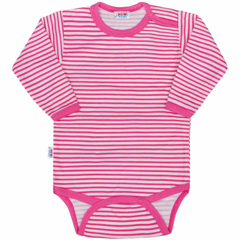 Body New Baby Classic II pruhy