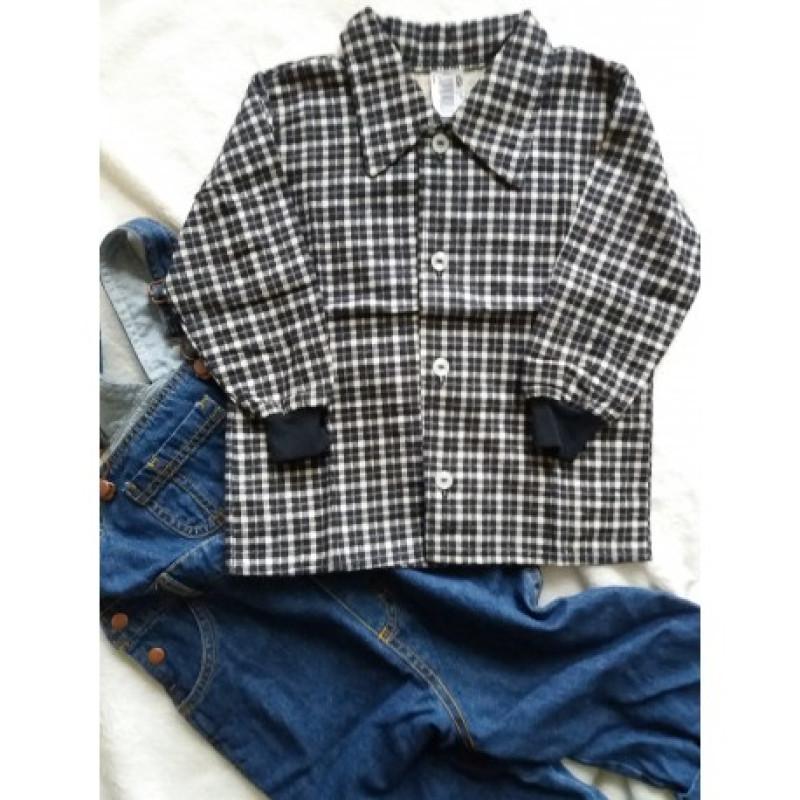 Košile Tomíno flanelová