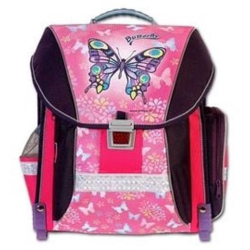 Školní batoh BUTTERFLY
