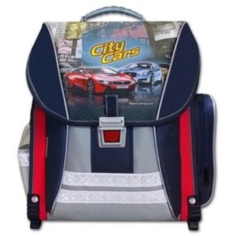 Školní batoh CITY CARS