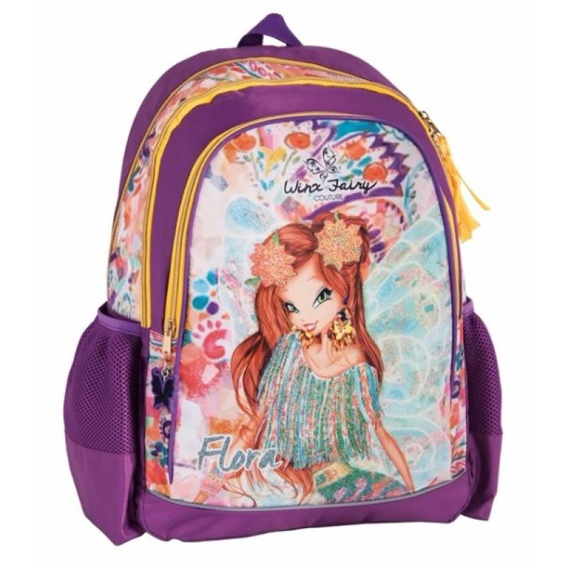 Školní batoh WINX FLORA