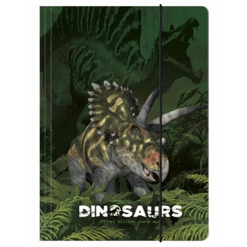 Složka na sešity Dinosaurus