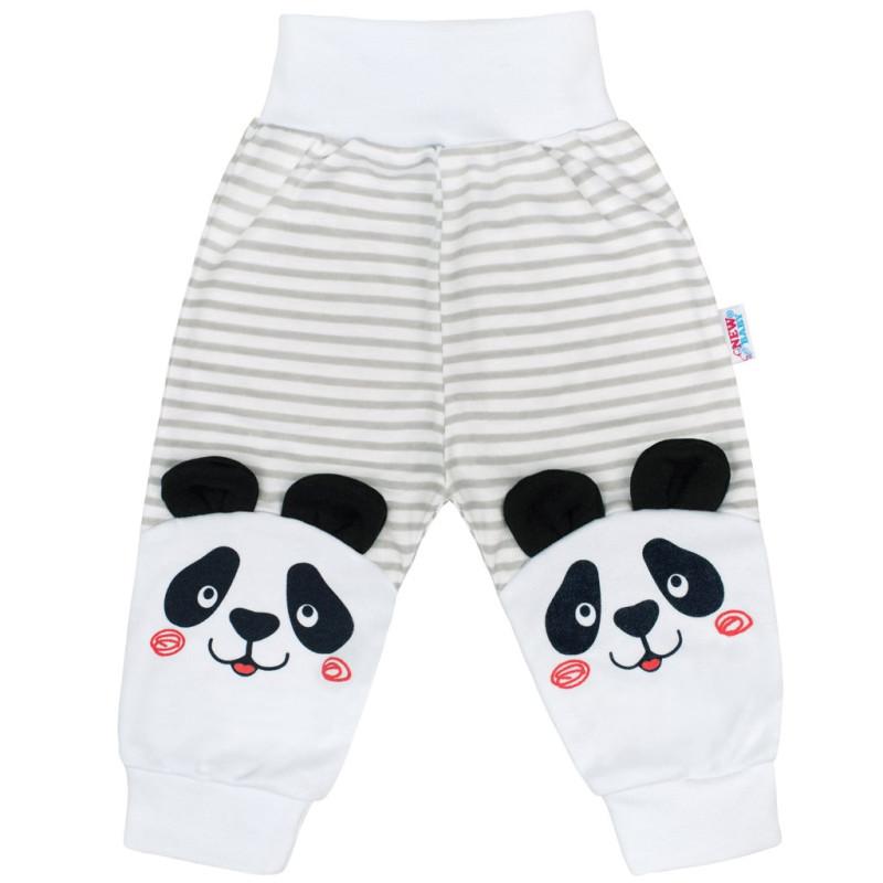 Tepláčky New Baby Panda