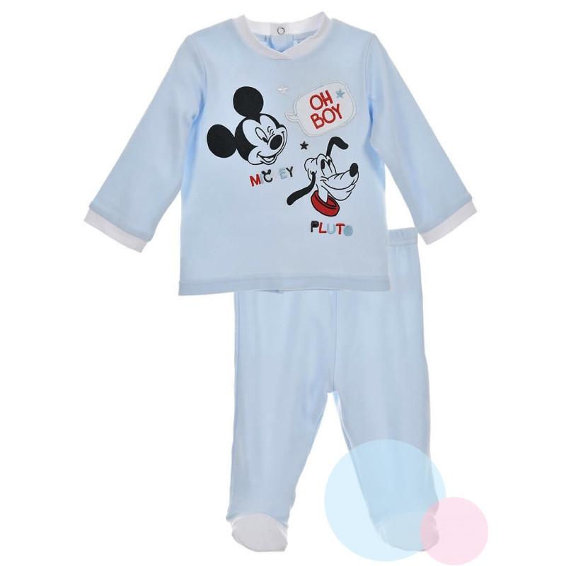Triko a polodupačky Mickey