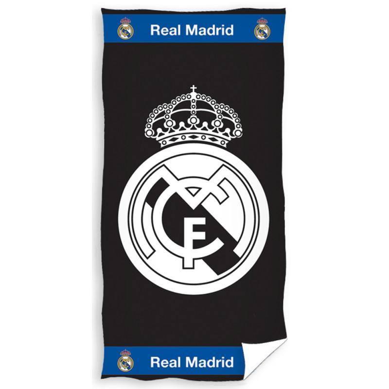 Osuška Real Madrid White Black
