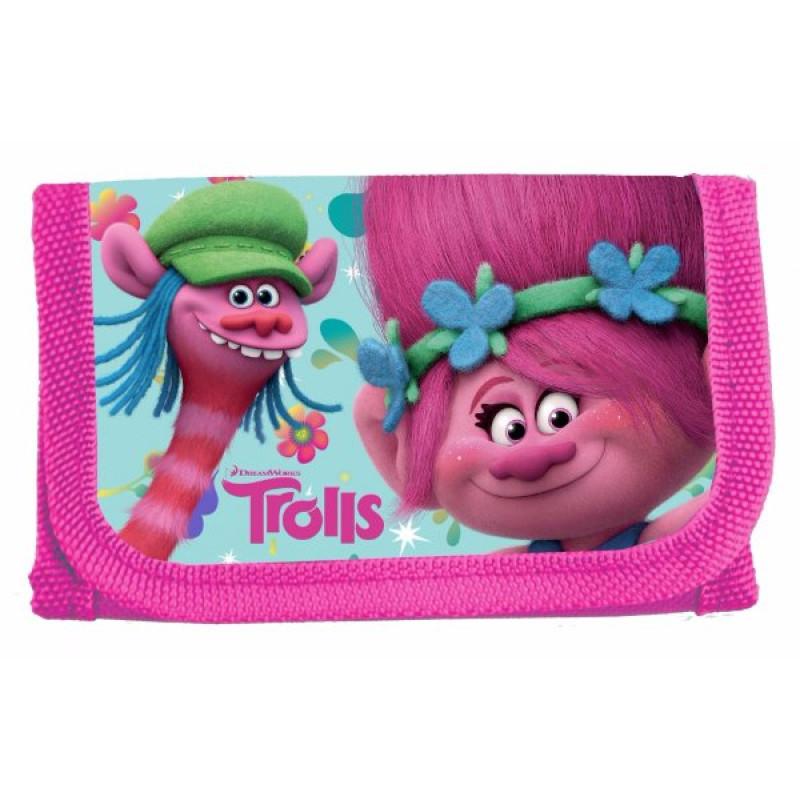 Peněženka Trollové