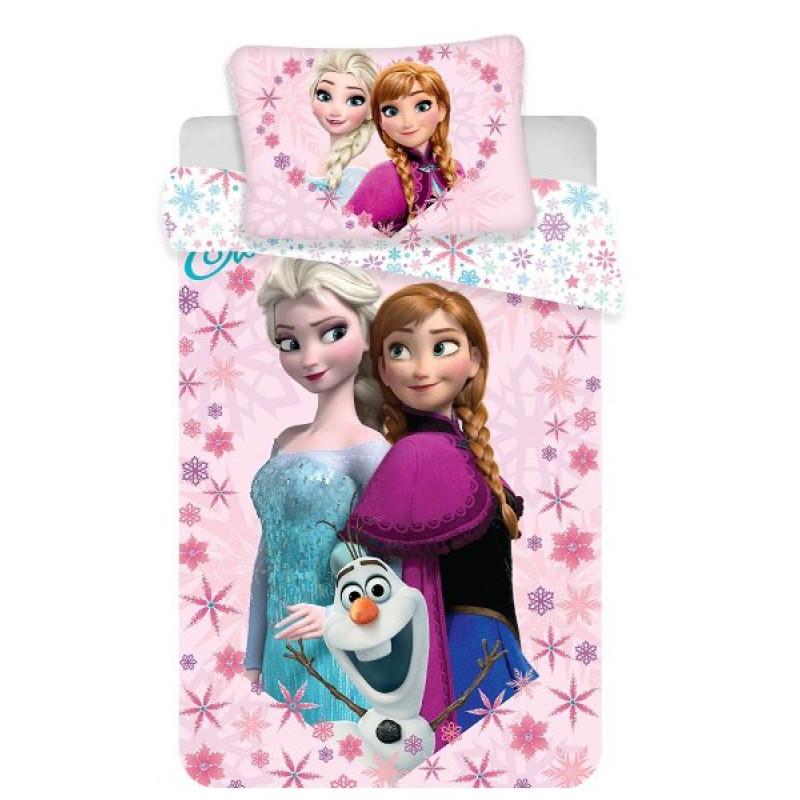 Povlečení do postýlky Frozen