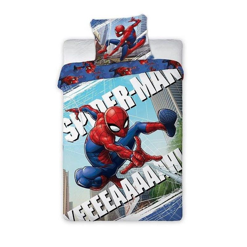 Povlečení Spiderman Pavučina