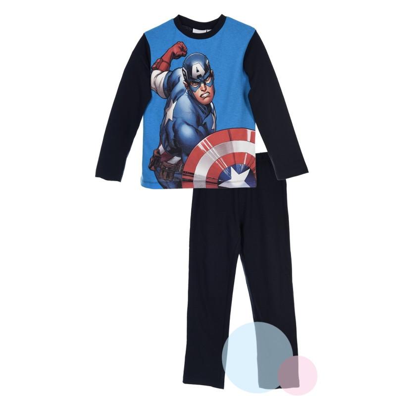 Pyžamo Kapitán Amerika