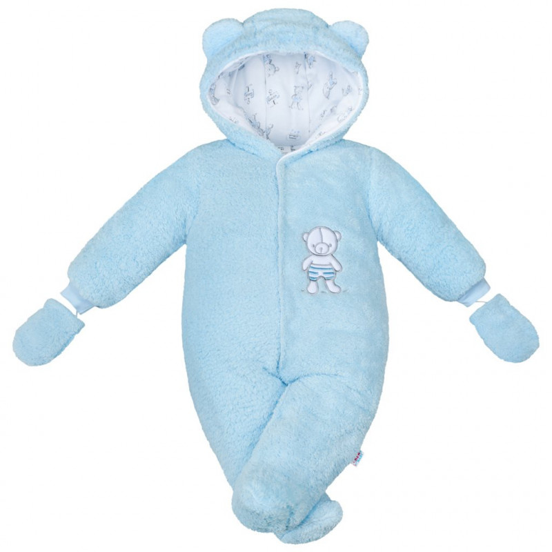 Zimní kombinézka New Baby Nice Bear