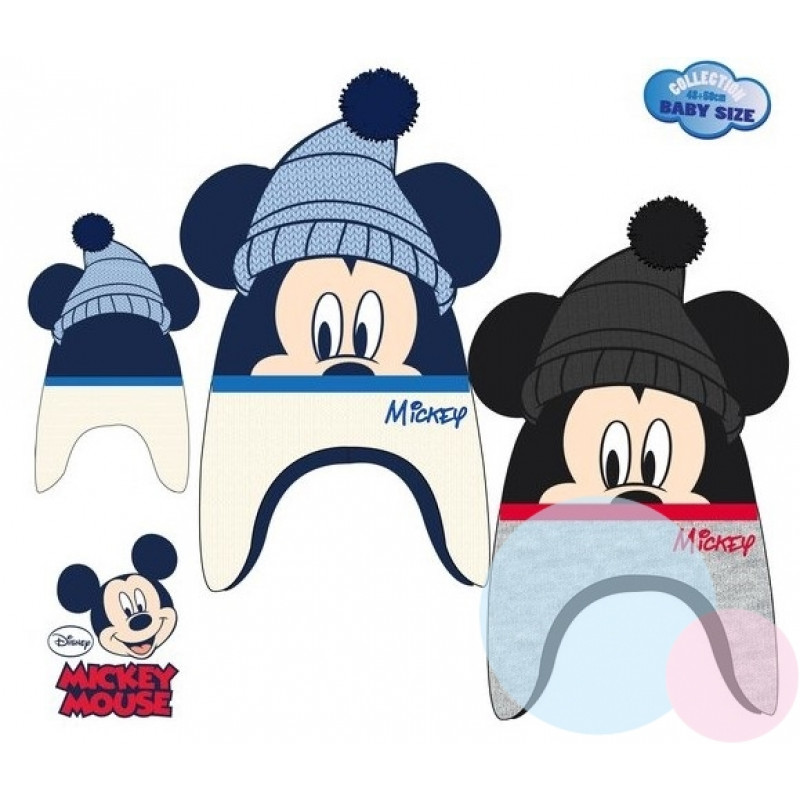 Čepice Mickey baby