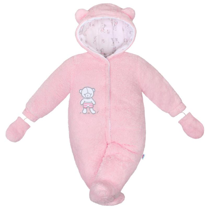 Kombinéza New Baby Nice Bear