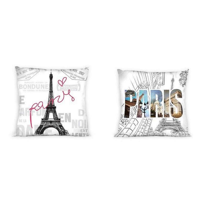 Povlak na polštářek Paříž micro