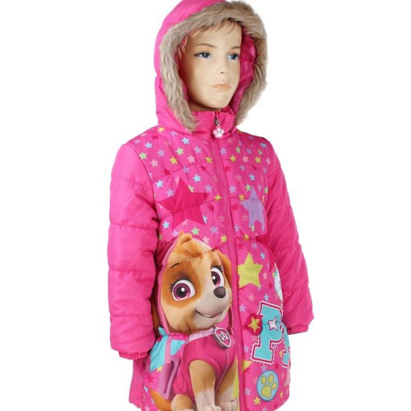 Zimní bunda Paw Patrol