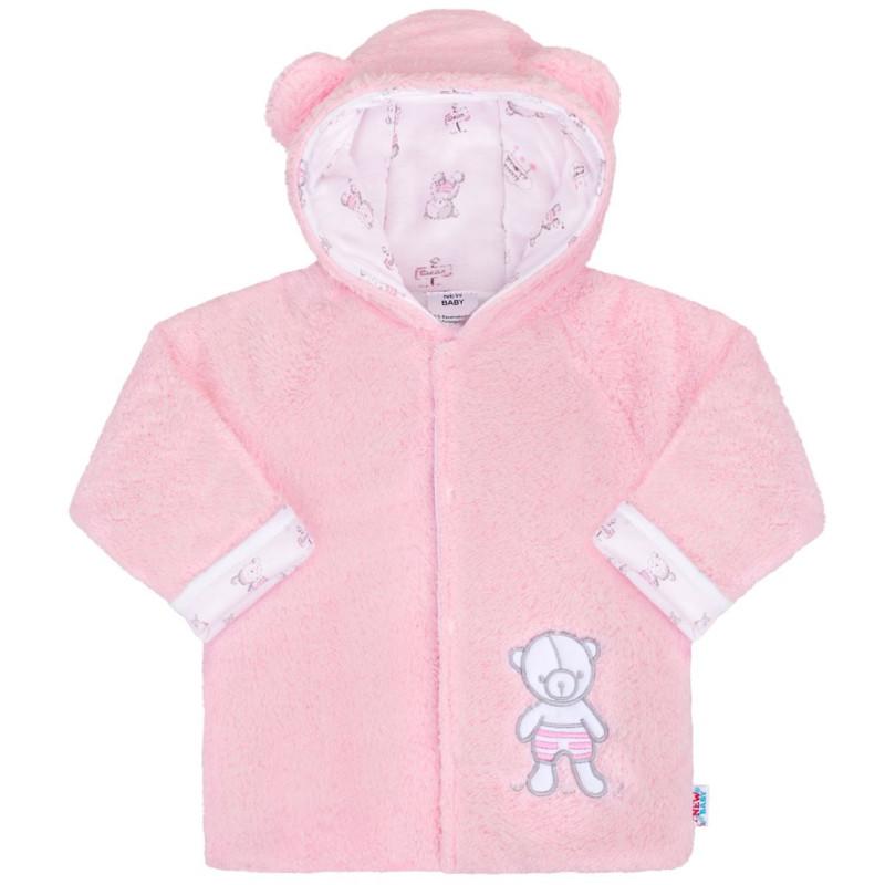 Kabátek New Baby Nice Bear