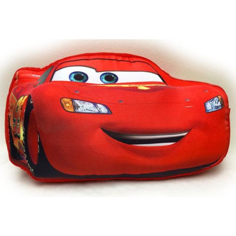 Polštářek Cars 3D