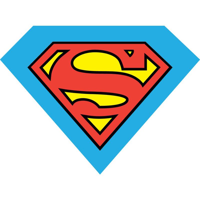 Polštářek Superman 3D