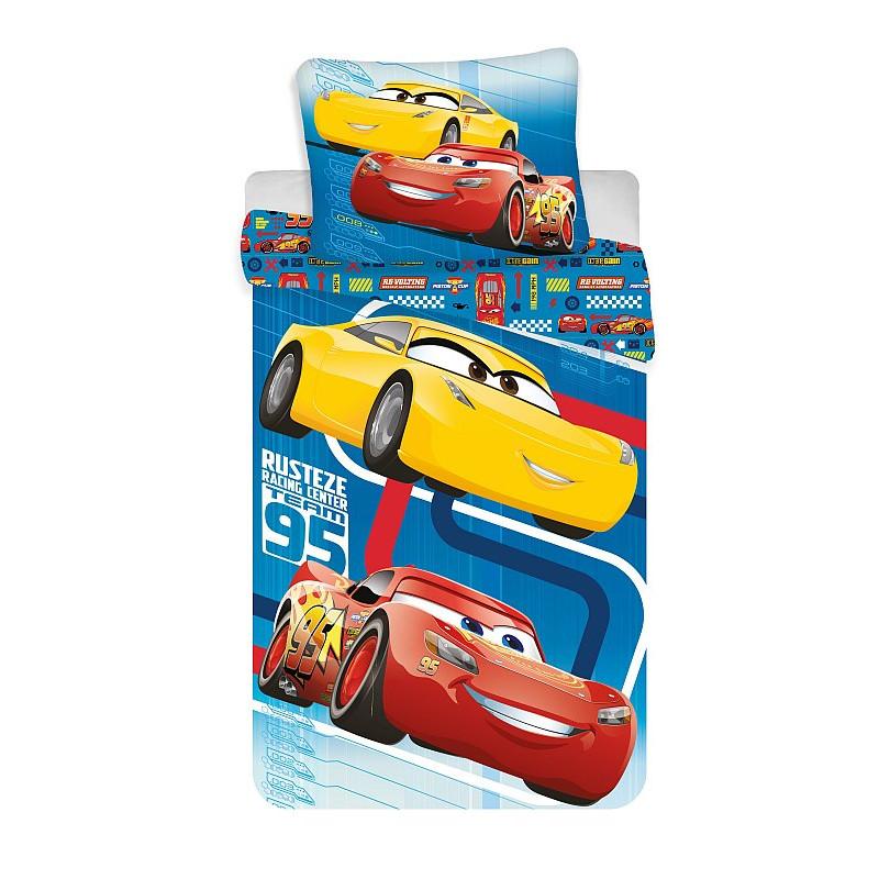 Povlečení Cars Blue 02