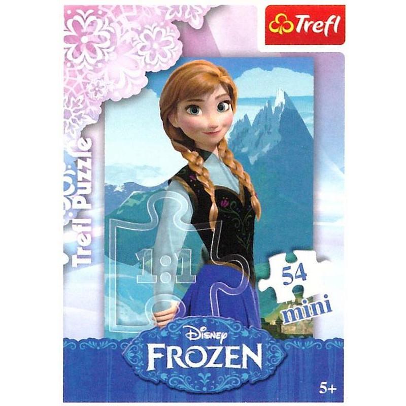 Puzzle Ledové Království Anna 54 dílků