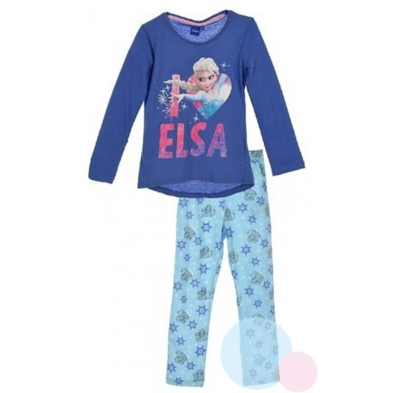 Pyžamo Frozen Elsa