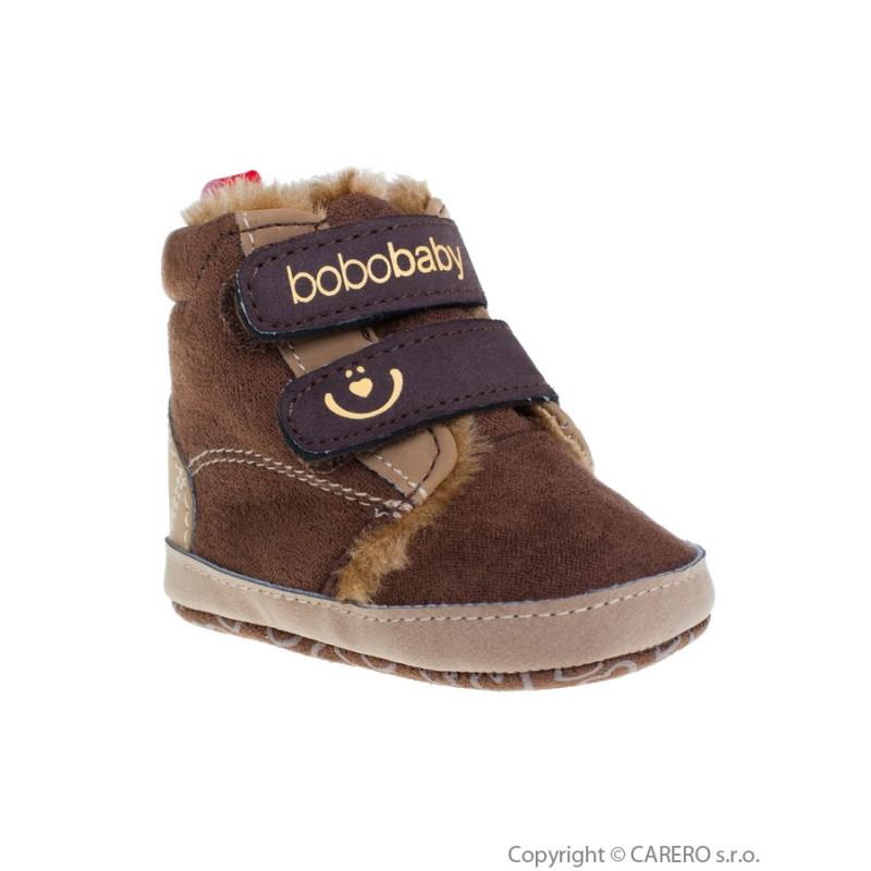 Zimní capáčky Bobo Baby