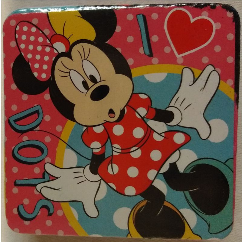 Magický ručníček Minnie dots