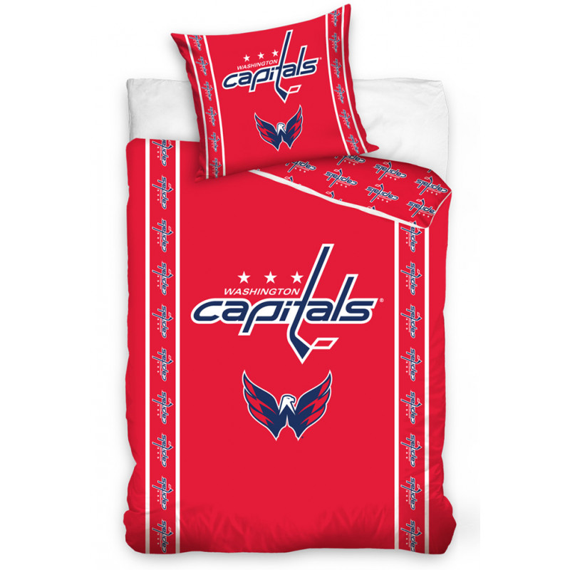 Povlečení NHL Washington Capitals Stripes