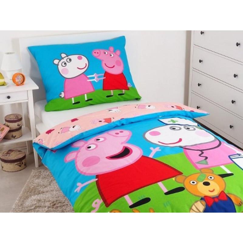 POVLEČENÍ PEPPA PIG