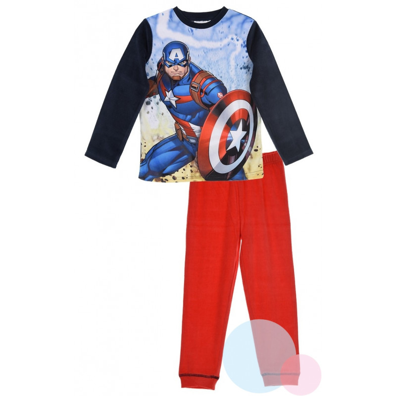 PYŽAMO Avengers fleec