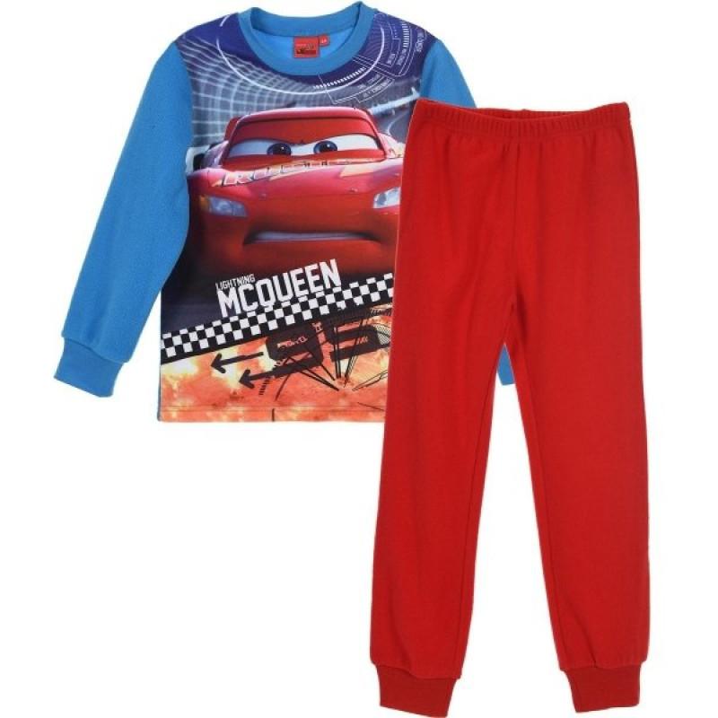 Pyžamo Cars Disney fleec
