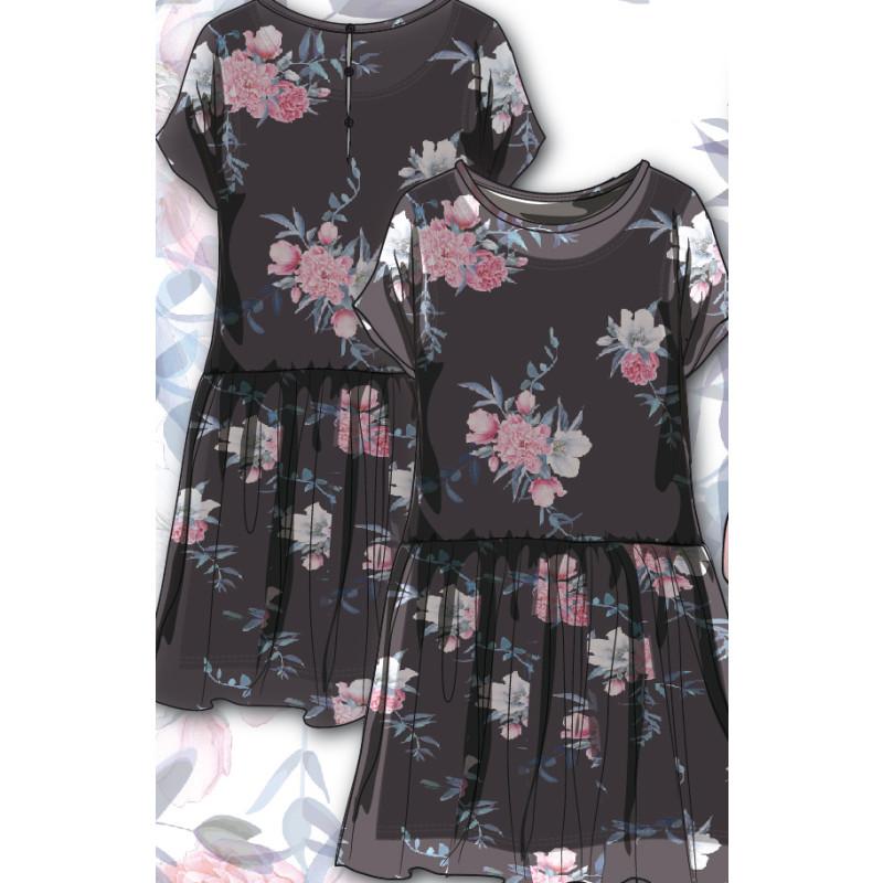 Šaty dívčí