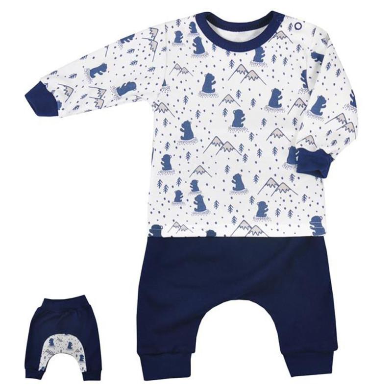 Tepláčky a tričko Koala Tajga