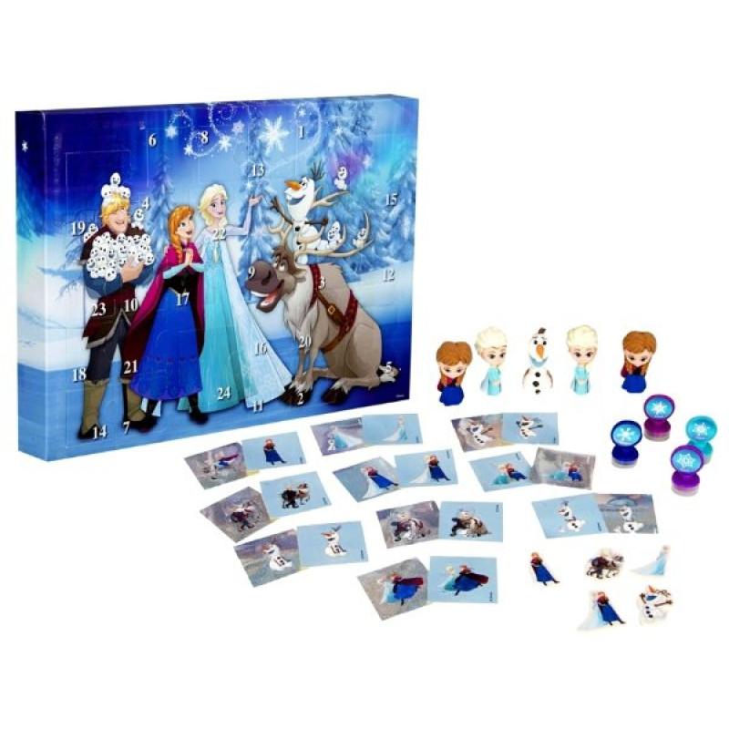 Adventní kalendář Ledové Království